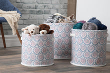 Load image into Gallery viewer, Carling 3 Pc Nesting Storage Basket Set