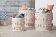 Load image into Gallery viewer, Blossom 3 Pc Nesting Storage Basket Set