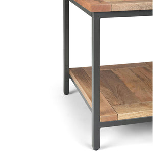 Natural | Skyler 22 inch End Side Table