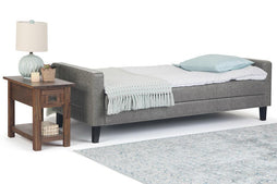 Acton Click-Clack Sofa Bed with Lift-Up Seat Storage