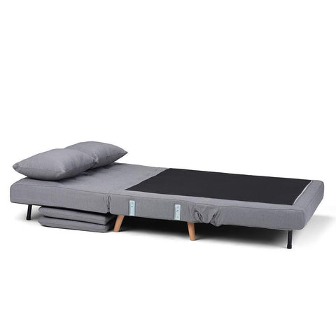 Dark Grey | Piper Roll-Out Sofa Bed