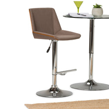 Load image into Gallery viewer, Tollson Bentwood Gas Lift Bar Stool