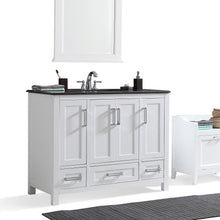 Load image into Gallery viewer, 42 inch | Evan White Bath Vanity