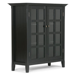 Black | Acadian Medium Storage Cabinet