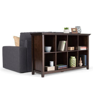 Acadian 8 Cube Storage / Sofa Table
