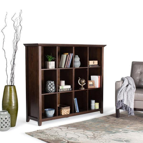 Brunette Brown | Acadian 12 Cube Storage