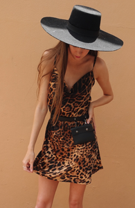 Leopardess Dress