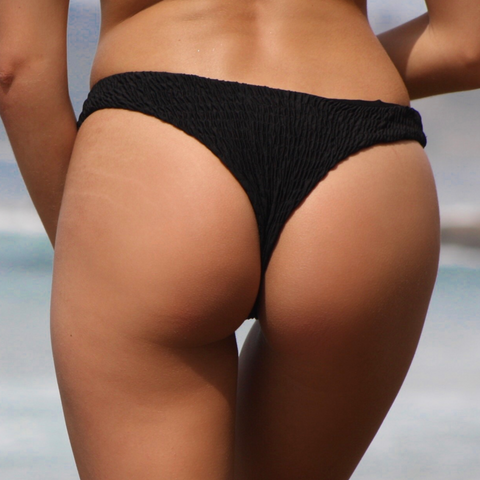 MALIBU BOTTOMS - BLACK