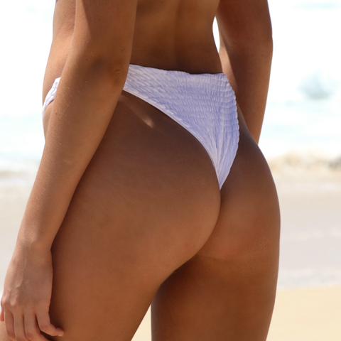 MALIBU BOTTOMS - BLANC