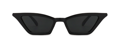 BACK TO BLACK SUNGLASSES