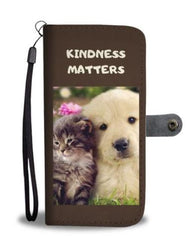 PET LOVERS WALLET PHONE CASES