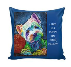 PET LOVERS PILLOWS