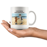 PET LOVERS - CUSTOM DESIGNED 11oz. MUG - $1 DONATED WITH PURCHASE
