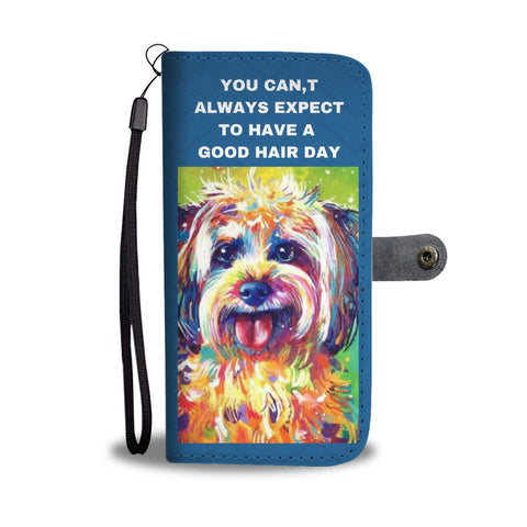 PET LOVERS - CUSTOM DESIGNED WALLET PHONE CASE