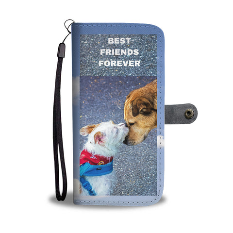 PET LOVERS PHONE CASE WALLET