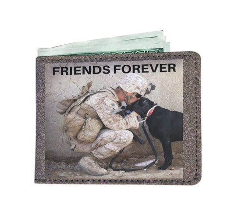 PET LOVERS MEN'S WALLET