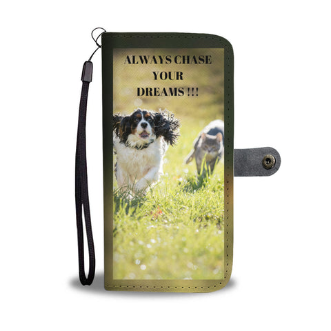 PET LOVERS PHONE WALLET
