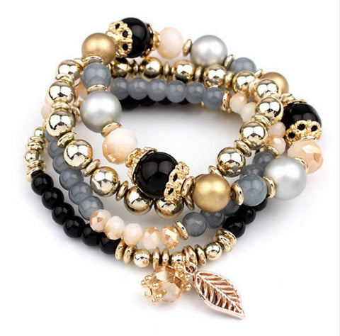 JEWELRY - WOMEN BRACELETS-5 colors