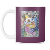 COFFEE MUG- CAT LOVERS- 11 OZ COFFEE MUG-10 designs