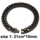 JEWELRY-MEN-BRACELETS-2 sizes-3 finishes