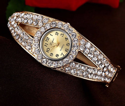 WOMEN'S QUARTZ BRACELET WATCHES- 6 designs
