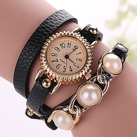 WOMEN'S QUARTZ BRACELET WATCH