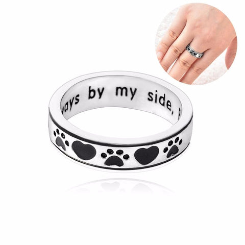 LOVE DOGS-RING-5 Sizes-FREE SHIPPING