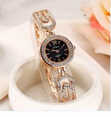 WOMEN'S QUARTZ BRACELET WATCH - 4 COLORS