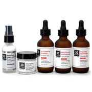 60% Anti-Wrinkle Anti-Aging Glycolic Peel System