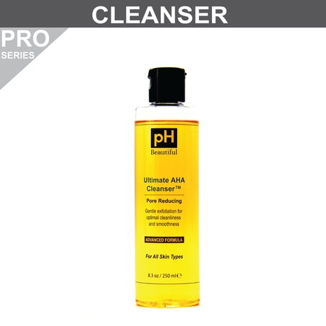 Ultimate AHA Cleanser with 2% Glycolic Acid - Larger Size