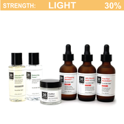 30% Deluxe Glycolic Peel System for Normal/Dry/Sensitive Skin