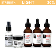 30% Glycolic Peel System for Acne Scar & Skin Discoloration