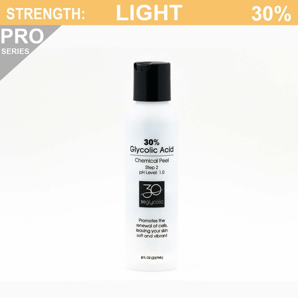 Pro-Series 30% Medical-Grade Glycolic Acid