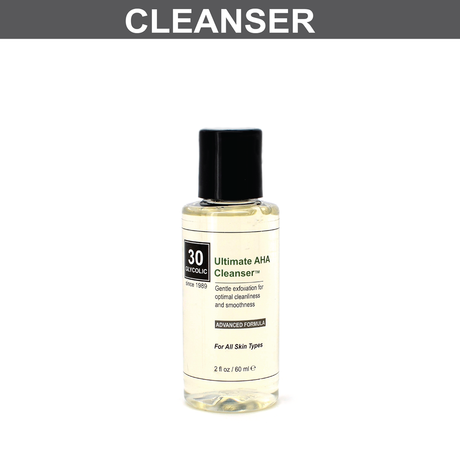 Ultimate AHA Cleanser with 2% Glycolic Acid