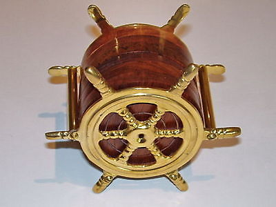 Ship Wheel Coaster set of 6,Other Art - Hatherley Fine Art Gallery