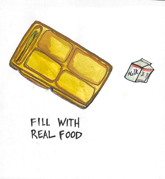 Fill With Real Food
