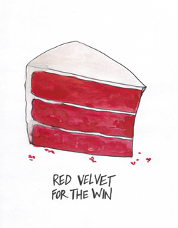 Red Velvet for the Win