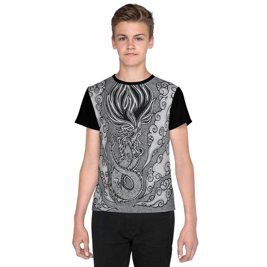 Lucky Dragon Youth T-Shirt