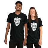 Lion Spirit Animal Short Sleeve Unisex T-Shirt