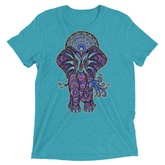 Persistent Elephant Short sleeve t-shirt