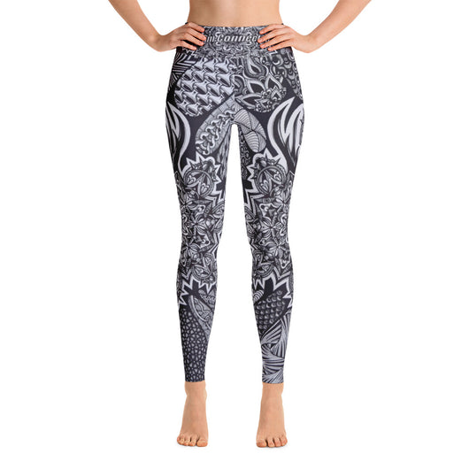 I am Connected- Affirmation Yoga Leggings