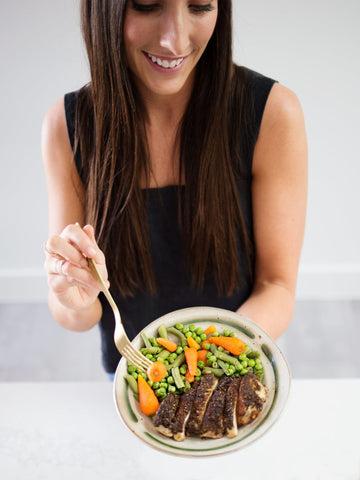 Nutritionist Shannon young