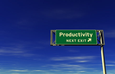 Productivity sign