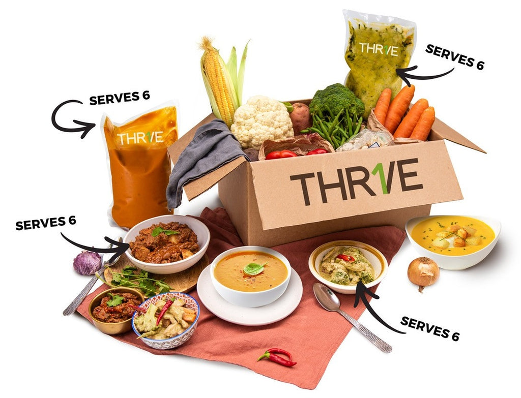 The Healthy Essentials Box