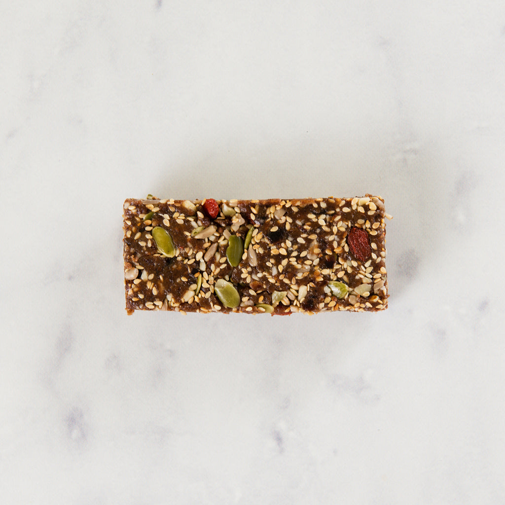 Seeded Energy Bar