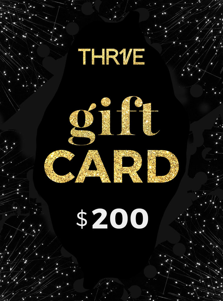 THR1VE Gift card $200