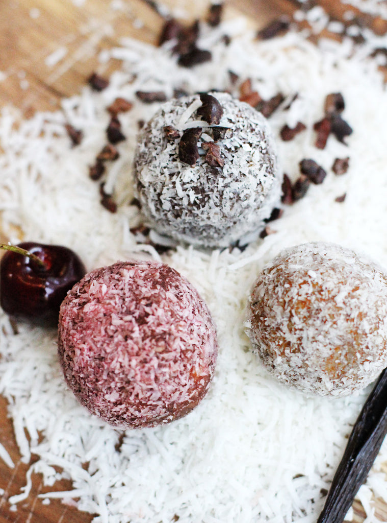 Three Pack Mixed Protein Balls - Healthy ready meals