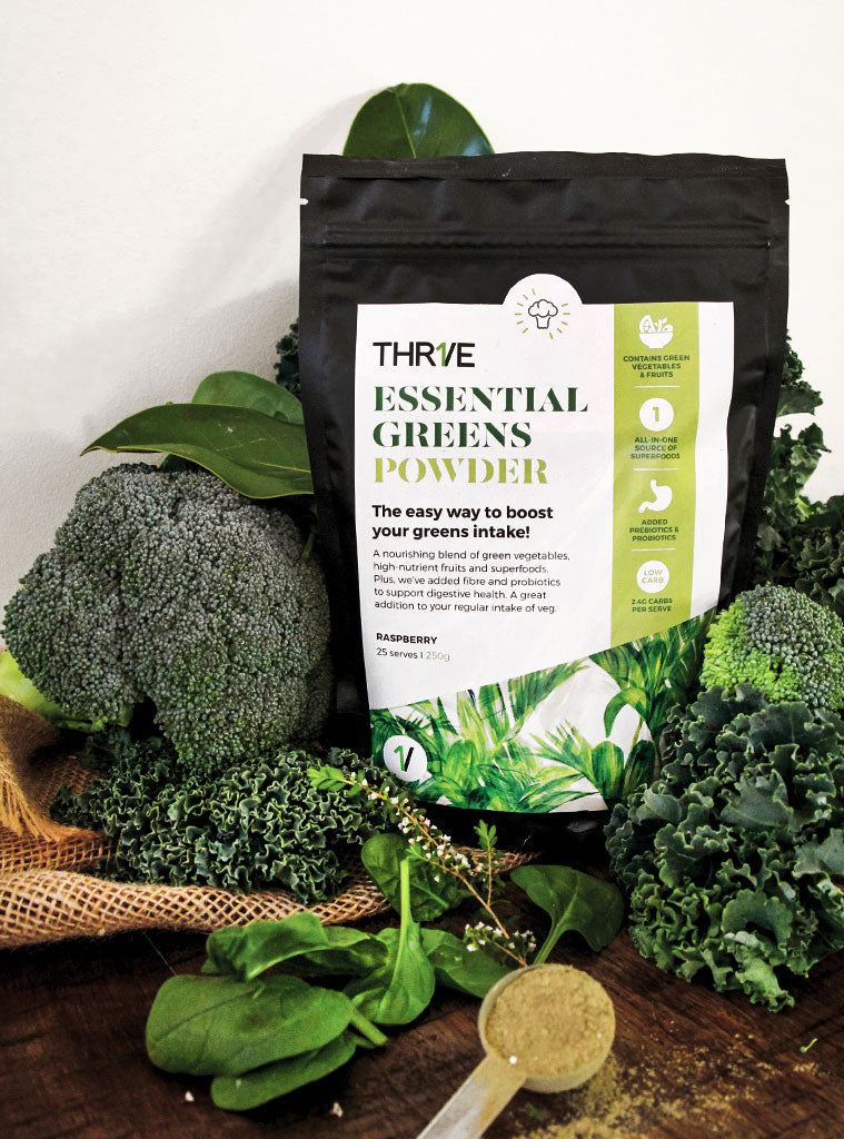 Essential Greens Powder