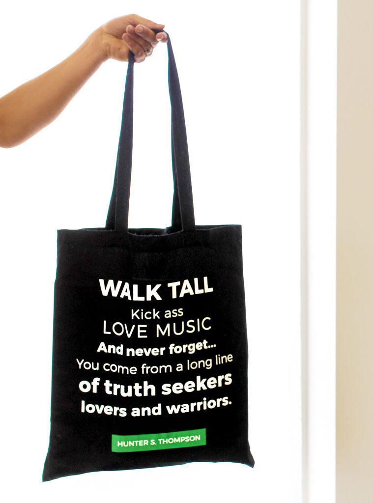Tote Bag | Walk Tall