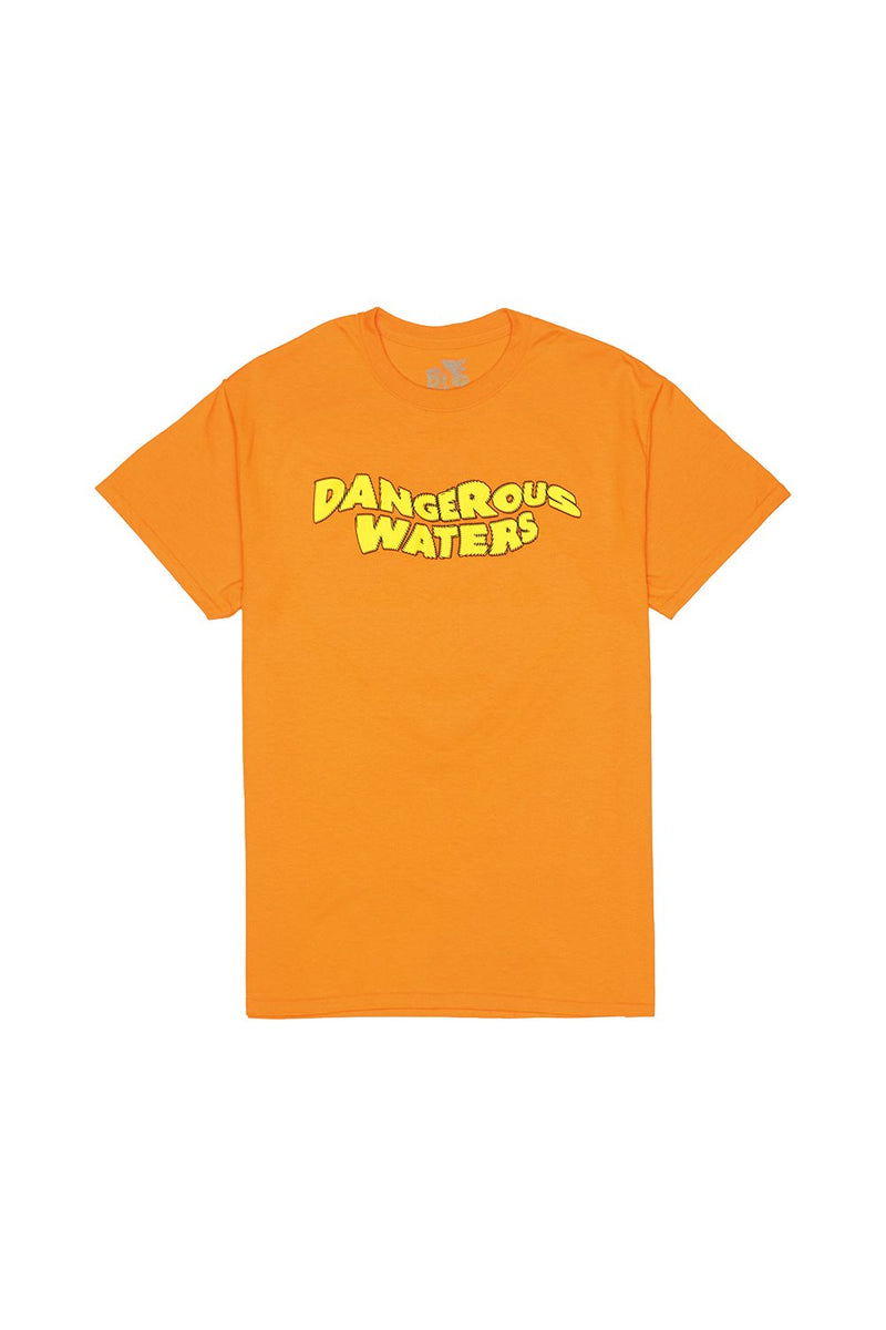 Rave at Your Own Risk T-Shirt T-SHIRT JAUZ OFFICIAL S Safety Orange